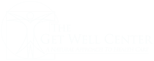 The Get Well Center logo